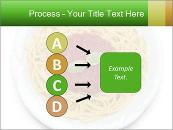 Italian pasta PowerPoint Template - Slide 94