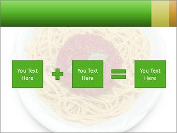 Italian pasta PowerPoint Template - Slide 95