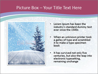 Winter PowerPoint Template - Slide 13