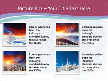 Winter PowerPoint Template - Slide 14