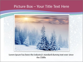 Winter PowerPoint Template - Slide 16