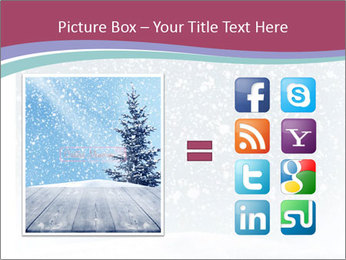 Winter PowerPoint Template - Slide 21
