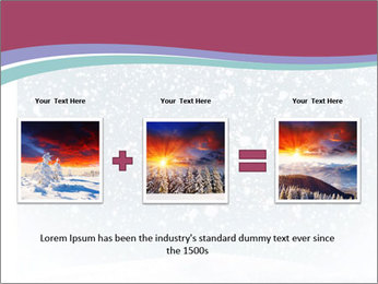 Winter PowerPoint Template - Slide 22