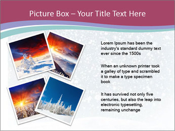 Winter PowerPoint Template - Slide 23
