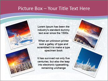 Winter PowerPoint Template - Slide 24