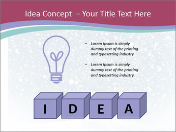 Winter PowerPoint Template - Slide 80