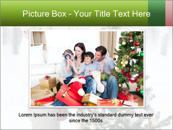 Mother and the daughter decorate PowerPoint Templates - Slide 15
