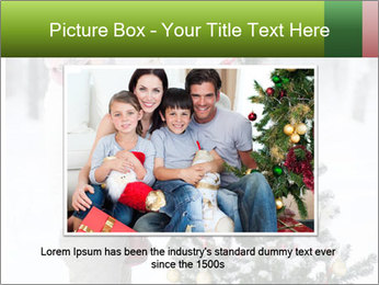 Mother and the daughter decorate PowerPoint Templates - Slide 16