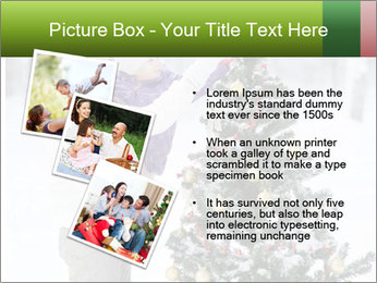 Mother and the daughter decorate PowerPoint Templates - Slide 17