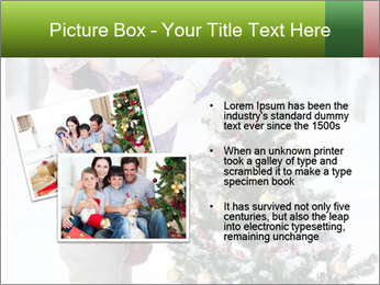 Mother and the daughter decorate PowerPoint Template - Slide 20