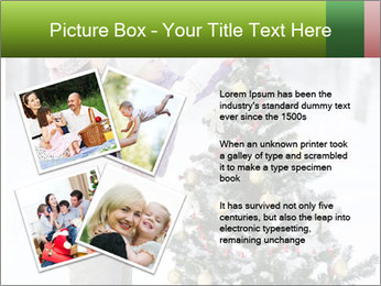 Mother and the daughter decorate PowerPoint Template - Slide 23