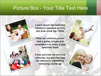 Mother and the daughter decorate PowerPoint Templates - Slide 24
