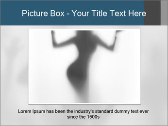 Mysterious woman PowerPoint Templates - Slide 15