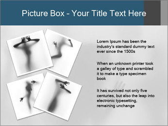 Mysterious woman PowerPoint Templates - Slide 23