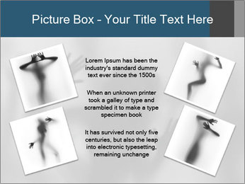 Mysterious woman PowerPoint Templates - Slide 24