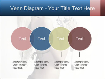 Beautiful slim sexy blond PowerPoint Template - Slide 32