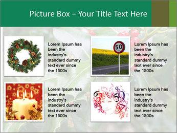 Berries PowerPoint Template - Slide 14