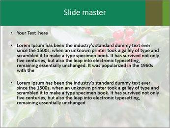 Berries PowerPoint Template - Slide 2