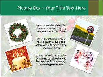 Berries PowerPoint Template - Slide 24