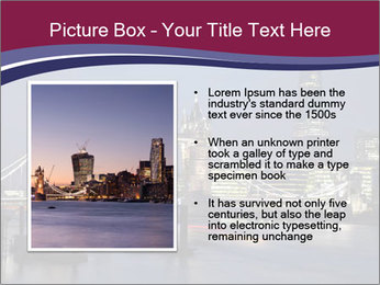 Tower Bridge PowerPoint Template - Slide 13