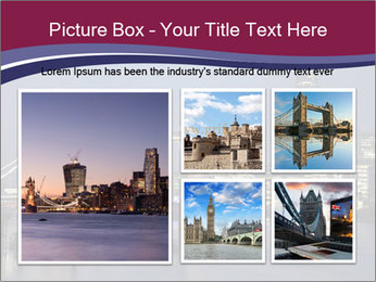 Tower Bridge PowerPoint Template - Slide 19