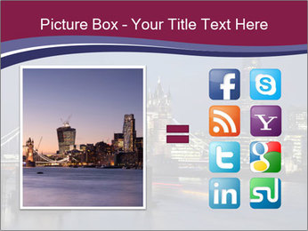 Tower Bridge PowerPoint Template - Slide 21