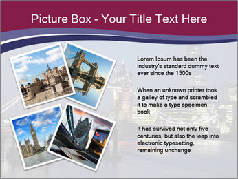 Tower Bridge PowerPoint Template - Slide 23