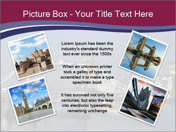 Tower Bridge PowerPoint Template - Slide 24