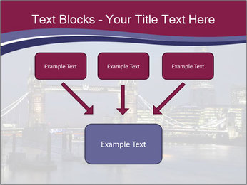 Tower Bridge PowerPoint Template - Slide 70