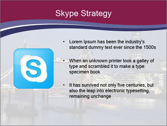 Tower Bridge PowerPoint Template - Slide 8