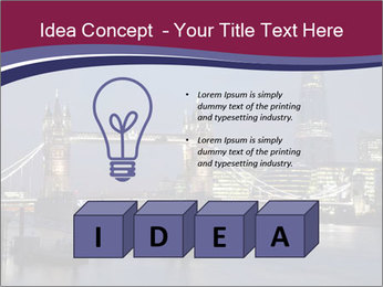 Tower Bridge PowerPoint Template - Slide 80