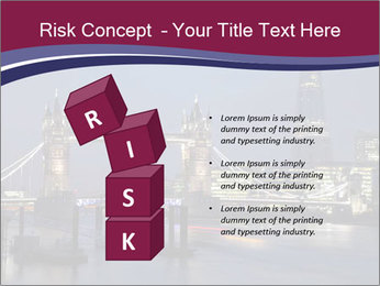 Tower Bridge PowerPoint Template - Slide 81