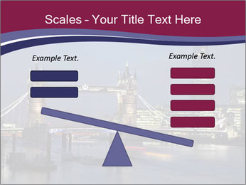 Tower Bridge PowerPoint Template - Slide 89