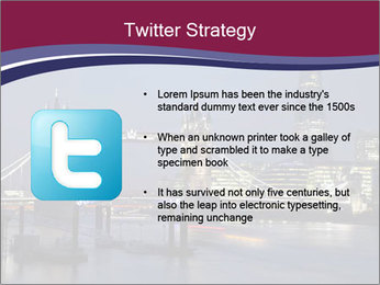 Tower Bridge PowerPoint Template - Slide 9