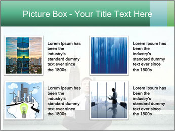 Man thinking PowerPoint Templates - Slide 14