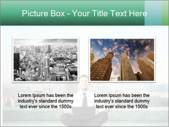 Man thinking PowerPoint Template - Slide 18