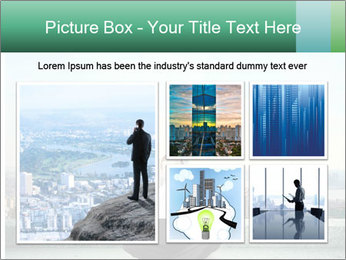 Man thinking PowerPoint Template - Slide 19