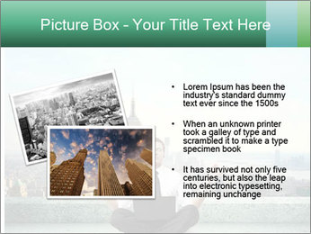 Man thinking PowerPoint Template - Slide 20