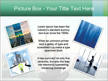 Man thinking PowerPoint Template - Slide 24