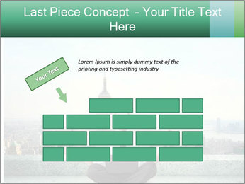 Man thinking PowerPoint Template - Slide 46