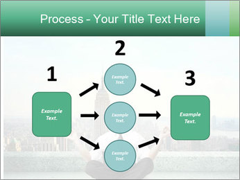 Man thinking PowerPoint Templates - Slide 92