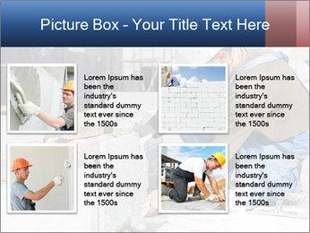 Tiler in helmet PowerPoint Templates - Slide 14