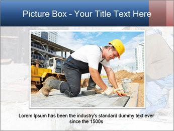 Tiler in helmet PowerPoint Templates - Slide 15