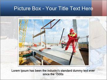 Tiler in helmet PowerPoint Templates - Slide 16