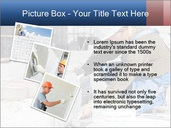 Tiler in helmet PowerPoint Templates - Slide 17