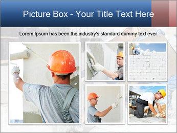 Tiler in helmet PowerPoint Templates - Slide 19