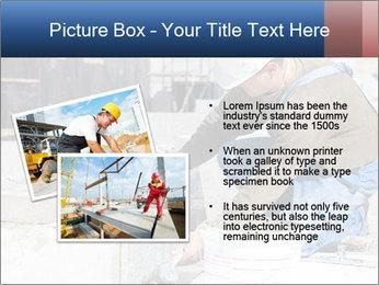 Tiler in helmet PowerPoint Templates - Slide 20
