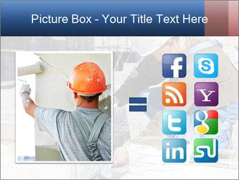 Tiler in helmet PowerPoint Templates - Slide 21