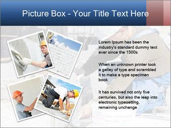 Tiler in helmet PowerPoint Templates - Slide 23