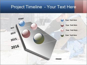 Tiler in helmet PowerPoint Templates - Slide 26